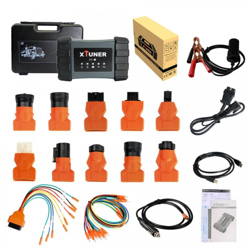 XTUNER T1 Heavy Duty Diagnostic Tool with Special Function