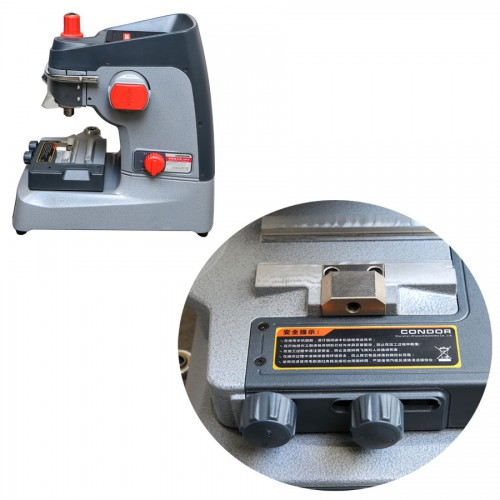 Xhorse Mechanical Key Cutting Machine CONDOR XC-002 Three Years Warranty DHL Free Shipping