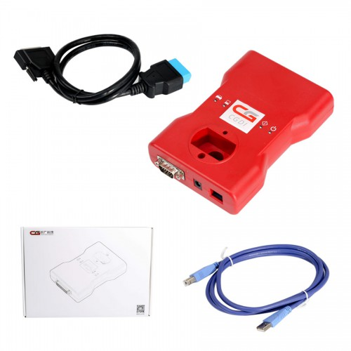 Multi-language CGDI Prog BMW MSV80 Auto key programmer + Diagnosis tool+ IMMO maintenance 3 in 1 Ship from China