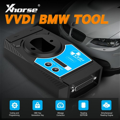 Xhorse VVDI BMW Mileage Correction, Coding and Programming Tool