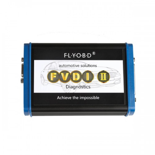Best FVDI 2 For Opel VAUXHALL V6.6 Diagnostic Key Program Tool