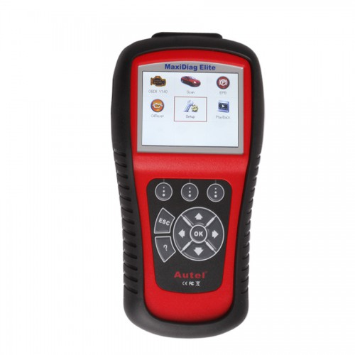 Autel MaxiDiag Elite MD802 All System+DS Model Update Online