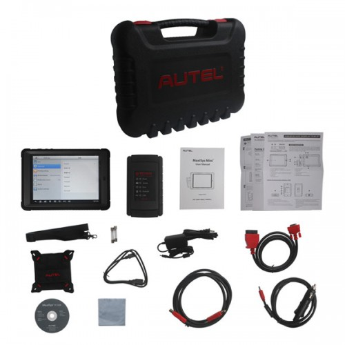 Autel MaxiSys Mini MS905 LED Touch Display(Item SP262-B Can Replace)
