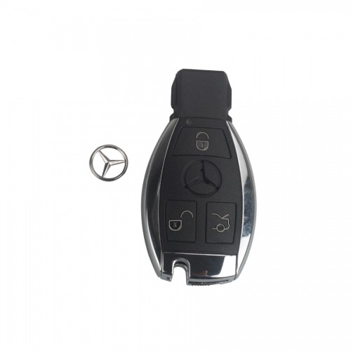 3 Button Smart Key Shell(with the board plastic) for Benz