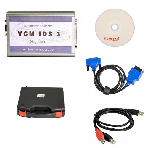 [Ship from UK NO TAX]V113 FLY VCM IDS 3 OBD2 For Ford & V114 Mazda Diagnostic Scanner Tool