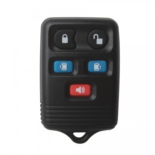 Remote Shell 5 Button for Ford 10pcs/lot