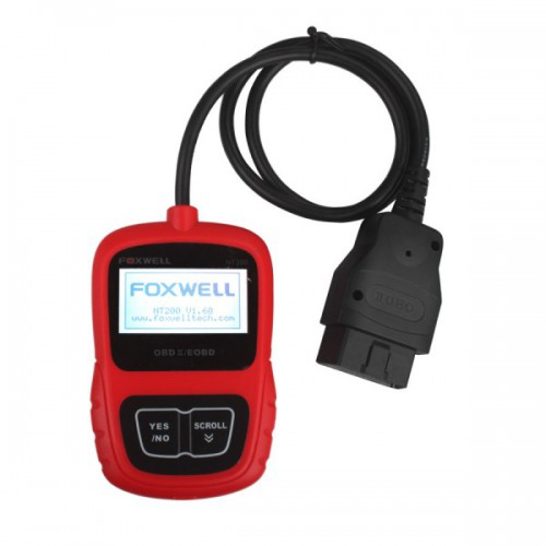 Foxwell CAN OBDII/EOBD Code Reader NT200 Free Update Online Lifetime