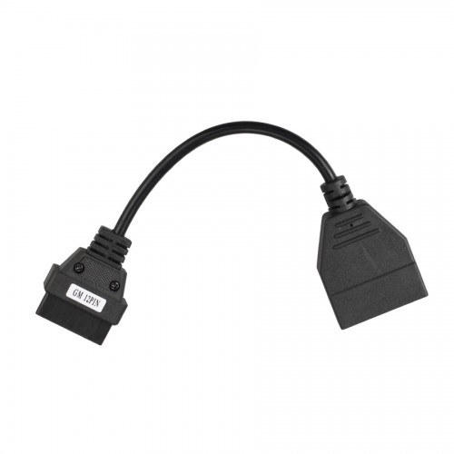 GM 12pin to OBD1 OBD2 connector