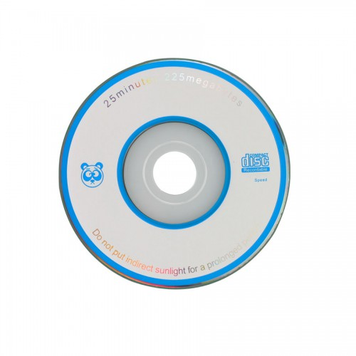 TIS2000 CD and USB KEY for GM TECH2 GM Car Model