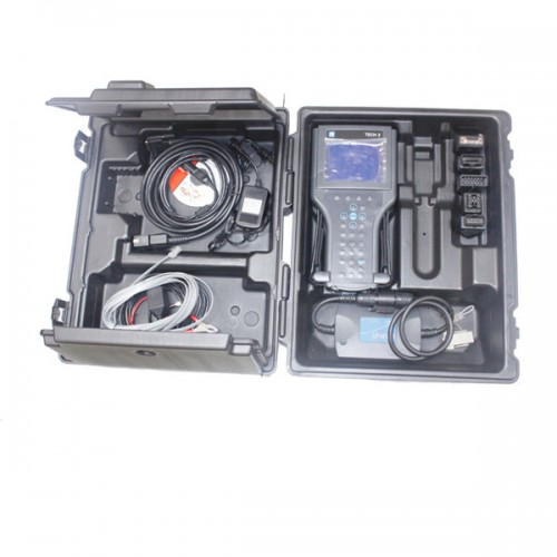 GM Tech ii For GM SAAB OPEL SUZUKI ISUZU With Case