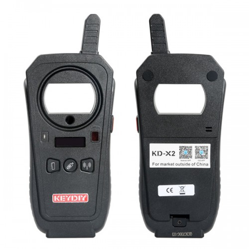 KEYDIY KD-X2 Remote Maker Unlocker and Generator-Transponder Cloning Device with Free 96bit 48 Transponder Copy Function