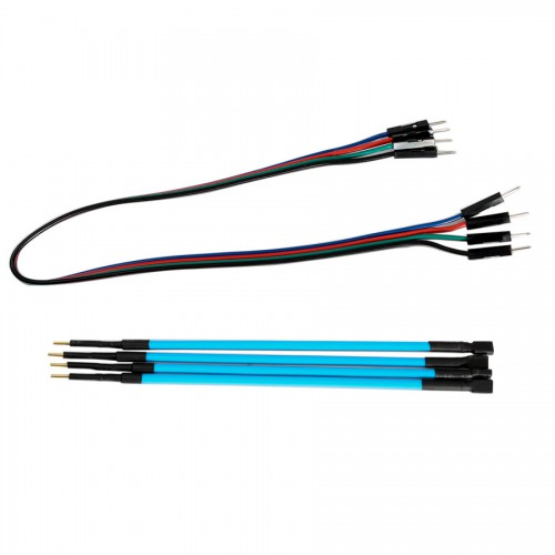 [Ship from UK NO TAX]LED BDM Frame with Mesh and 4 Probe Pens for FGTECH BDM100 KESS KTAG K-TAG ECU Programmer Tool