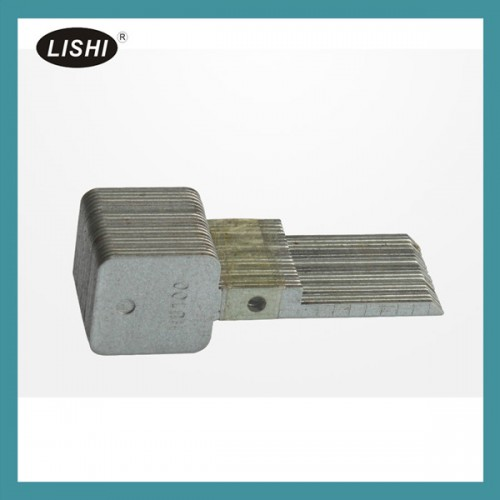 LISHI HU100 Decoder Picks For OPEL