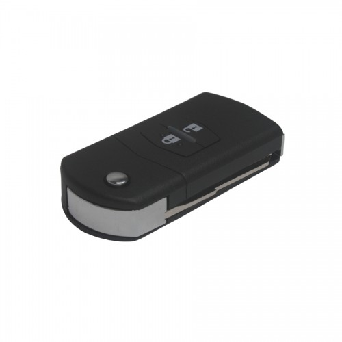 M6 M3 Flip Remote Key 2 Button 315MHZ (with 4D63) for Mazda