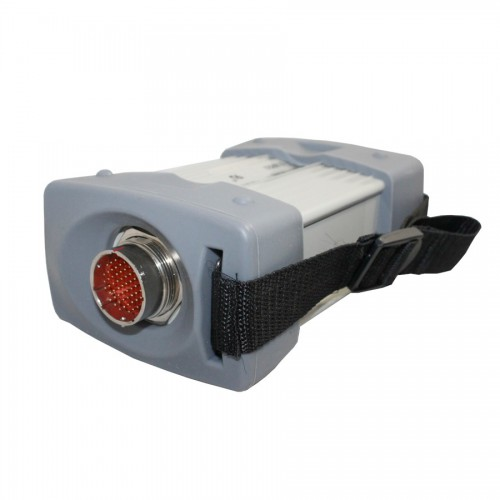 MB Star C3 Pro With Red Interface For Diagnosing Mercedes Benz Truck And Cars Without HDD
