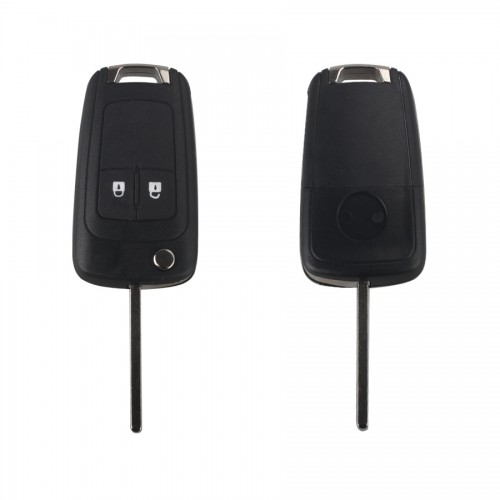 Remote Flip Key Shell 2 Button For Buick Modified 5pcs/lot
