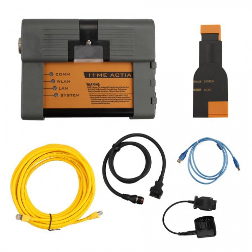 [Ship from UK NO TAX]Cheapest ICOM A2+B+C Diagnostic And Programming Tool For BMW Without Software