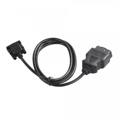 OBD2 16PIN TO DB9 RS232 Cable for Car Diagnostic Adapter