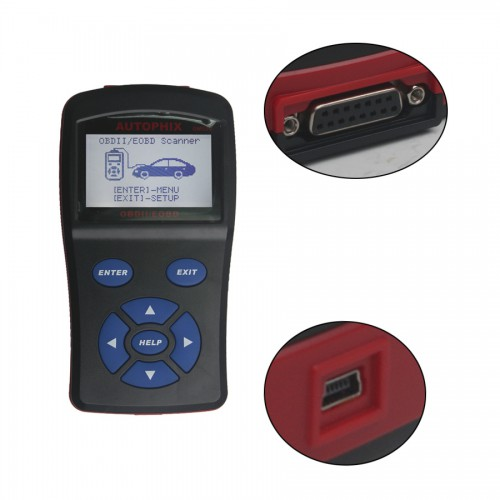 OBDMATE OM520 New Model Code Reader