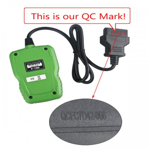 OBDSTAR F-100 F100 Mazda/Ford Auto Key Programmer No Need Pin Code And Odometer(SK236 can replace)