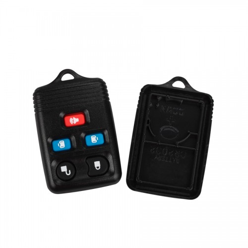 Remote Key Shell 5 Button For Ford 5pcs/lot
