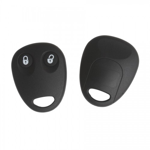 Remote Shell 2 Button For Santana 5pcs/lot
