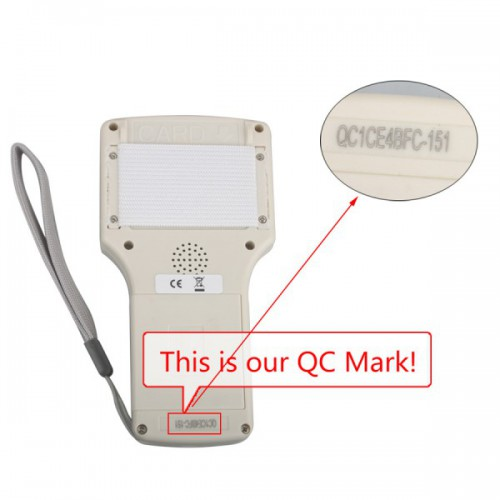 SK-670 Super Smart Car Key Machine ID-IC Card Copy Device (English Version)