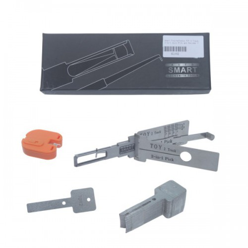 TOY 2 Track 2-in-1 Auto Pick and Decoder for Smart Toyota/Lexus