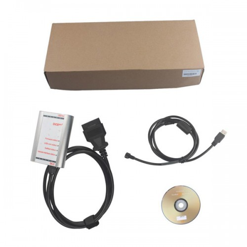 Super Vida Dice Pro For Volvo Diagnostic Tool 2014D Diesel