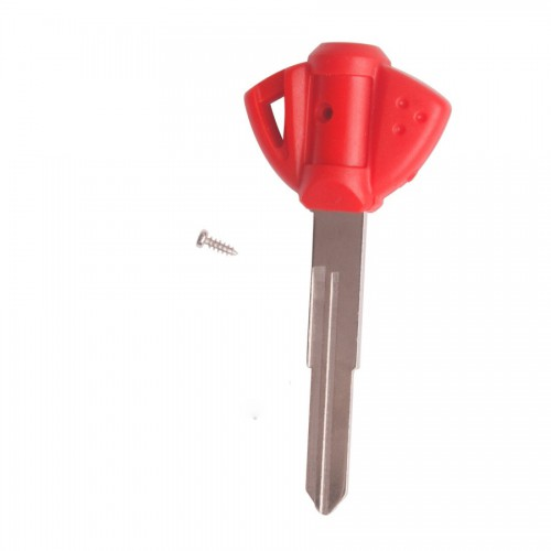 Key Shell for Suzuki Motorcycle(Red Color) 10pcs/lot
