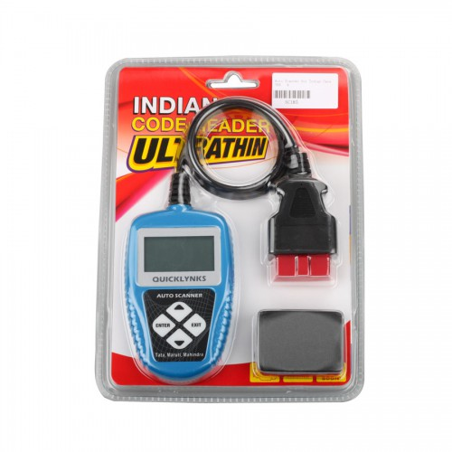 Auto Scanner for Indian Cars T65 Free Ship