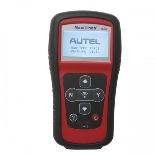 Autel TPMS Diagnostic and Service Tool MaxiTPMS TS401 Version V2.39