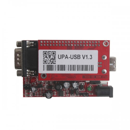 UPA USB Serial Programmer Full Package V1.3