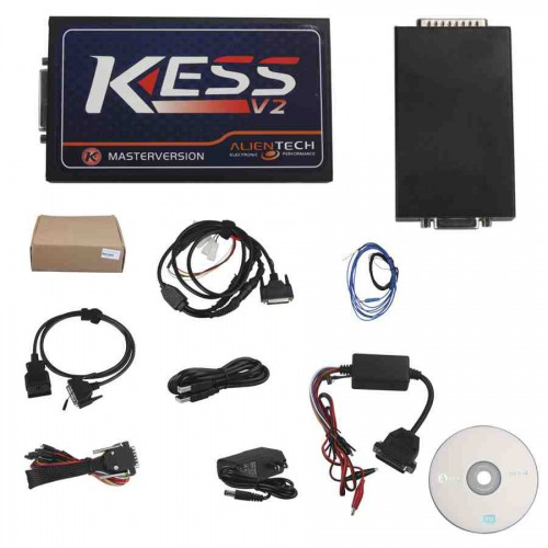 KESS V2 V2.37 Truck & Master Version Firmware V4.024 Manager Tuning Kit