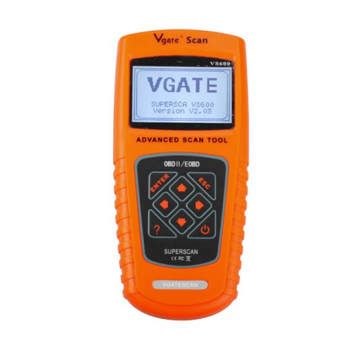 VS600 VgateScan Advanced OBDII/EOBD Scanner