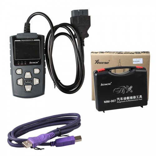 [Ship from UK NO TAX]Xhorse Iscancar VAG MM-007 Diagnostic and Maintenance Tool