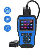 Multi-language HUMZOR NexzCheck NC501 OBD2 & EOBD Scanner for Universal Vehicles