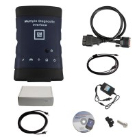 Newest High Quality GM MDI Multiple Diagnostic Interface With Wifi Free shipping