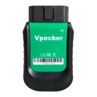 [Ship from UK NO TAX]VPECKER Easydiag Wireless V10.1 OBDII Diagnostic Tool Support Wifi WIN10 Added DPF Reset Function