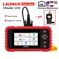 Launch CRP123X Professional OBD2 Scanner