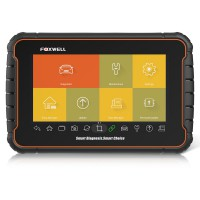 [Ship from UK NO TAX]Original Foxwell GT60 Plus Premier Android Diagnostic Platform Supports Key Coding,Diagnosis,Wif and Bluetooth