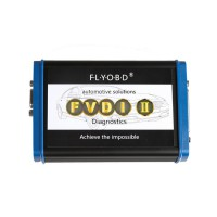 FVDI 2 ABRITES Commander For Toyota LEXUS V9.0 With USB dongle