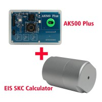New Released AK500 Plus Key Programmer with EIS SKC Calculator For Mercedes Benz