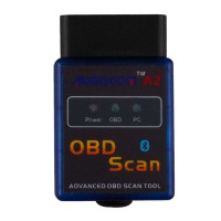 ELM327 Vgate Scan Advanced OBD2 Bluetooth Scan Tool (Support Android And Symbian) Software V2.1