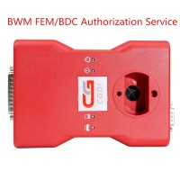 BWM FEM/BDC Authorization for CGDI Prog BMW MSV80 No Need Shipping