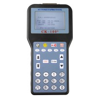 Newest V46.02 CK-100 CK100 Auto Key Programmer Add New Car Models