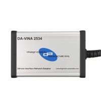 DA-VINA 2534 J2534 Pass-Thru Interface Jaguar LandRover Approved SAE V145