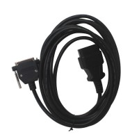 DB25 to OBD2 Male Cable For J2534 Pass-Thru Device