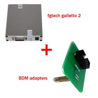 FGTECH Galletto 2 Master + Get Free BDM FRAME Adapters summer promotion