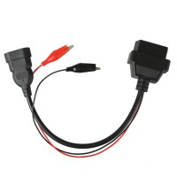 Fiat 3pin  Alfa Lancia to 16 Pin Diagnostic